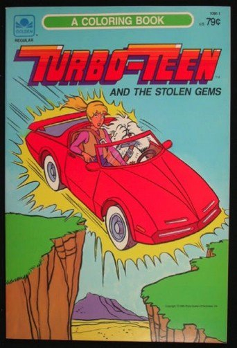 Poster of Turbo Teen