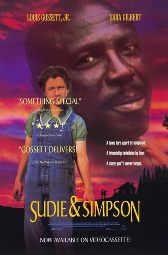 Poster of Sudie and Simpson