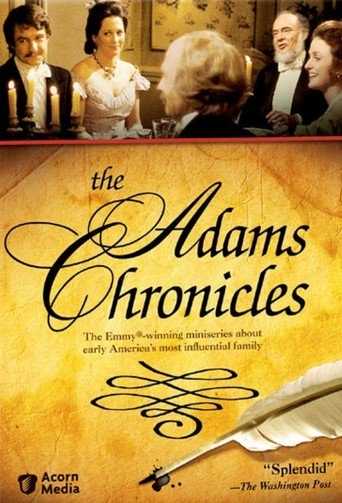 Poster of The Adams Chronicles