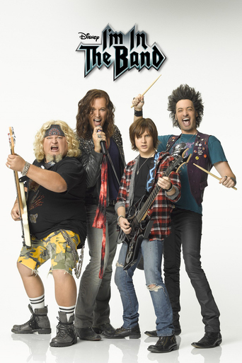 Poster of I'm in the Band