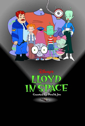 Poster of Lloyd in Space