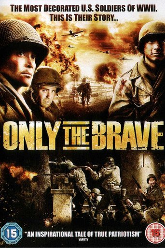 Poster of Only The Brave