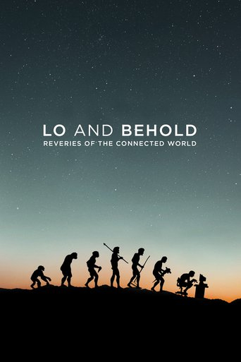 Poster of Lo and Behold: Reveries of the Connected World