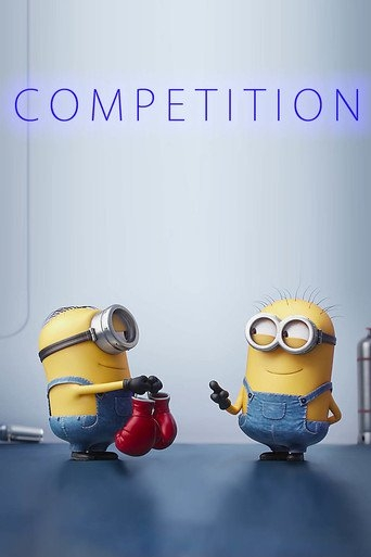 Poster of Minions: Competition