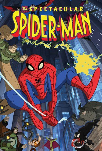 Poster of The Spectacular Spider-Man