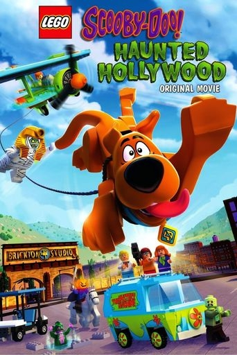 Poster of Lego Scooby-Doo!: Haunted Hollywood