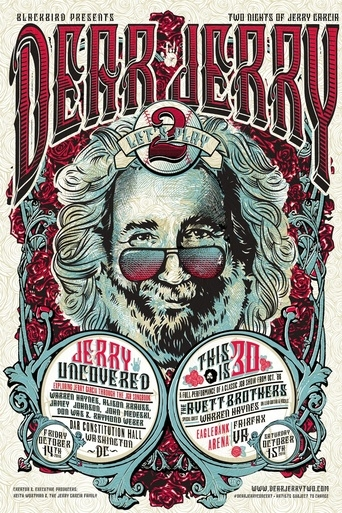 Poster of Dear Jerry - Celebrating The Music Of Jerry Garcia