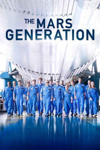 Poster of The Mars Generation