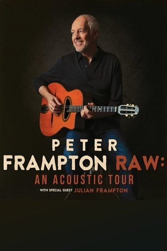 Poster of Peter Frampton Raw: An Acoustic Show