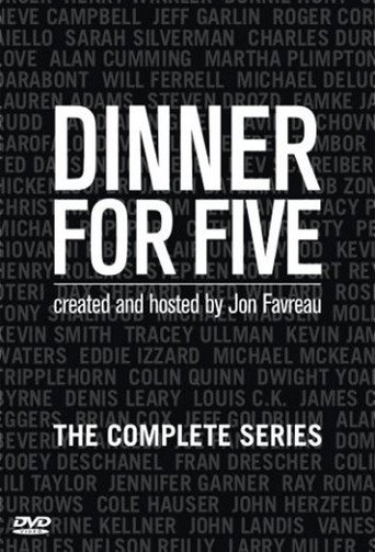 Poster of Dinner for Five