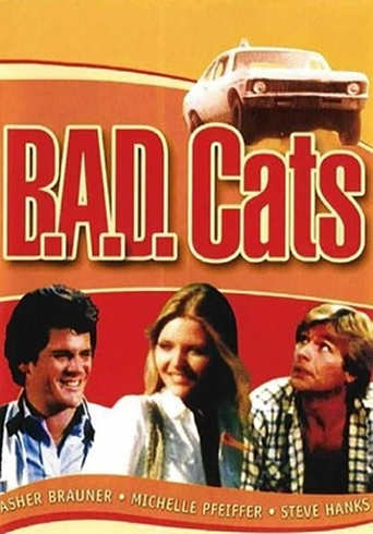 Poster of B.A.D. Cats