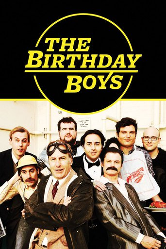 Poster of The Birthday Boys
