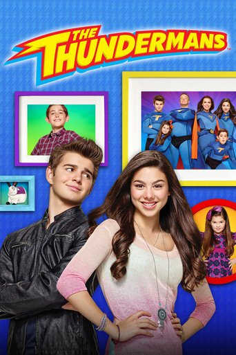 Poster of The Thundermans