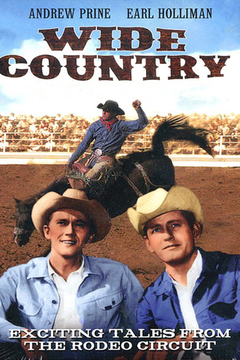 Poster of The Wide Country