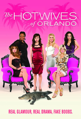 Poster of The Hotwives of Orlando