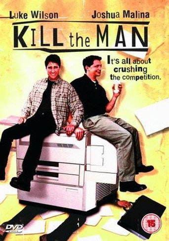 Poster of Kill the Man