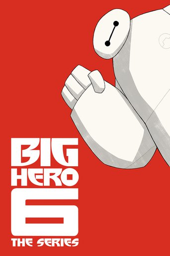 Poster of Big Hero 6: The Series