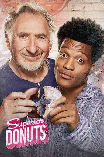 Poster of Superior Donuts