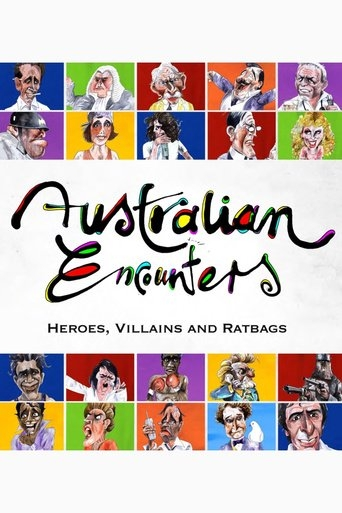 Poster of Australian Encounters