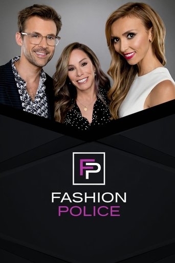 Poster of Fashion Police