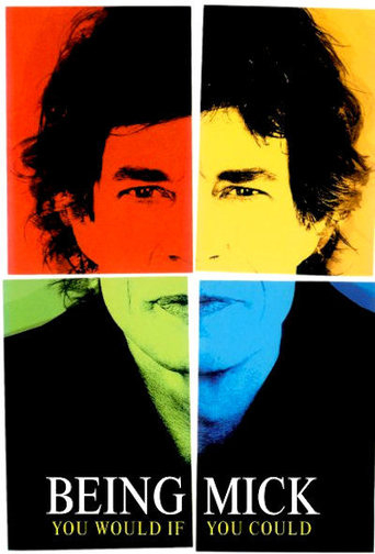Poster of Being Mick