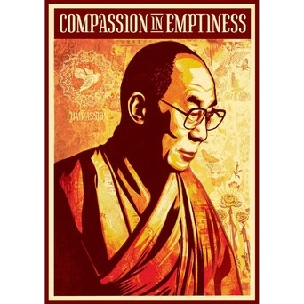 Poster of Compassion in Emptiness